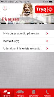 Tryg på rejse - screenshot thumbnail