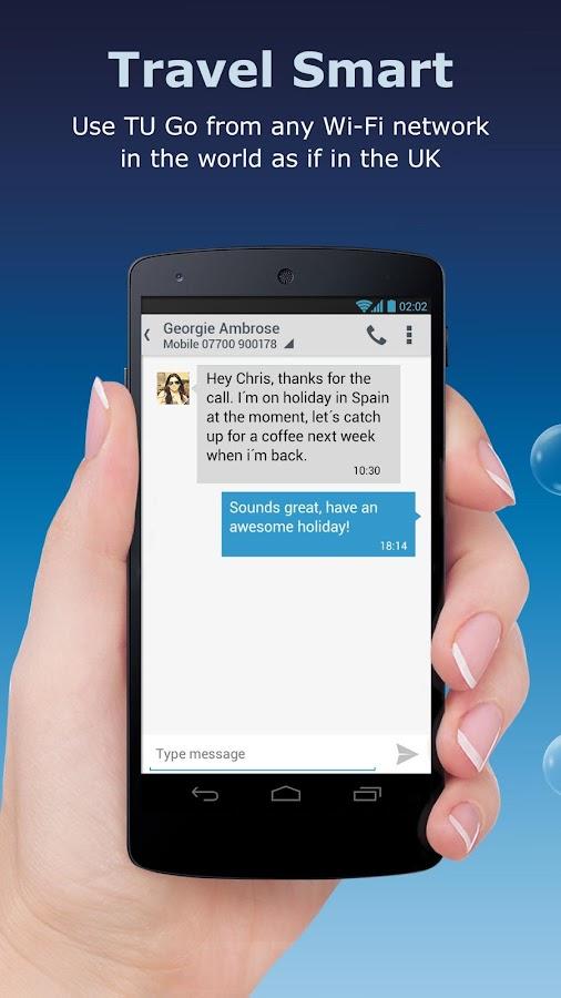 O2 TU Go- screenshot