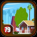 Golden conch rescue - Escape Games Mobi 79 icon