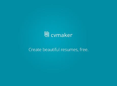 Resume (CV) Maker