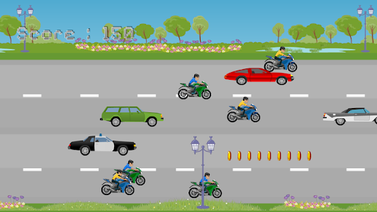 Traffic Racer screenshot 12