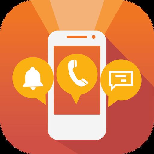 Ringing Flashlight (app)
