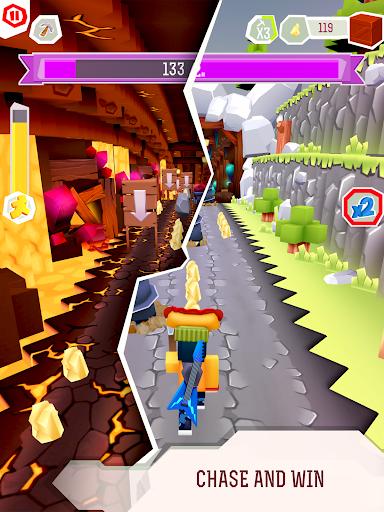 Chaseu0441raft - EPIC Running Game apkpoly screenshots 10