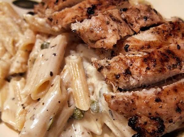 Chicken Grilled Piccata