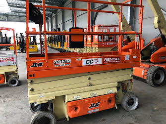 Picture of a JLG 2032ES