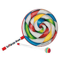 Remo Kids Lollipop Drum 1X8
