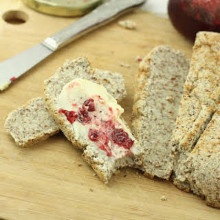 Easy Healthy Yeast Bread (Paleo/Low Carb/Grain Free/Gluten Free/Vegan).