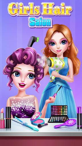 Girls Hair Salon 1.1.3163 screenshots 14