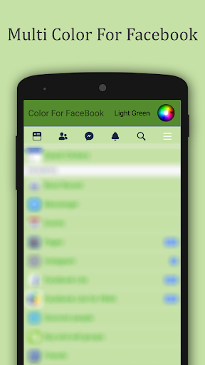 Multi Color For Facebook 1.0 screenshots 8