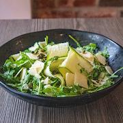 Crudaiola Di Zucchine E Parmigiano