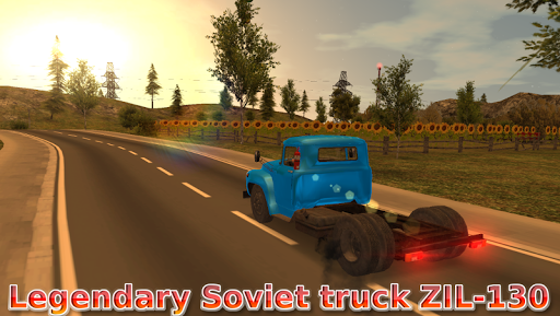 Russian Car Driver  ZIL 130 0.96b gameplay | by HackJr.Pw 8