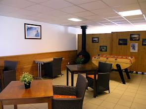 Photo: Salon de détente de la résidence