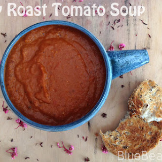 Spicy Roast Tomato Soup.