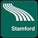 Stamford Map offline icon