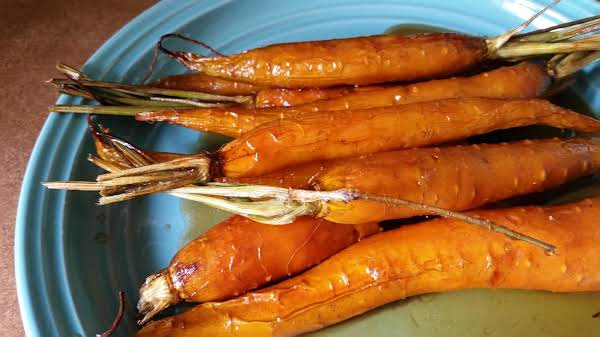 Drunken Carrots Recipe