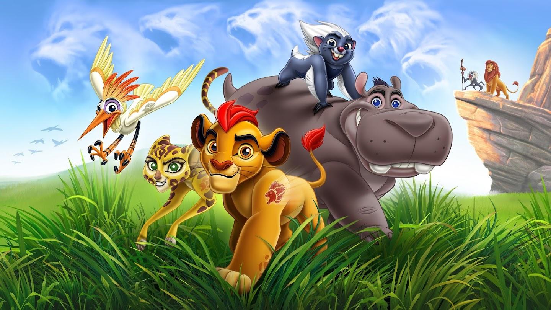 Watch The Lion Guard live