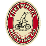 Logo for Freewheel Brewing Company