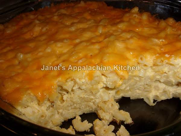 Ultimate Baked Macaroni & Cheese Recipe
