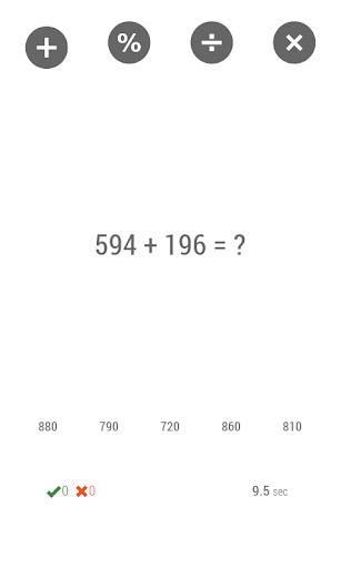 Kognitivo: Calculation Arena