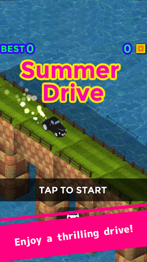 Summer Drive- screenshot