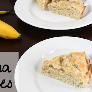 Vegan Banana Scones