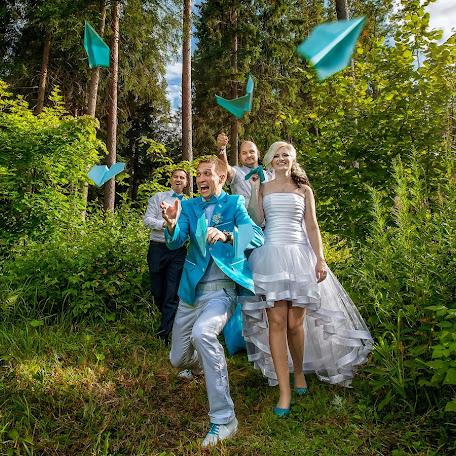 Wedding photographer Vitaliy Kryukov (krjukovit). Photo of 29.02.2016
