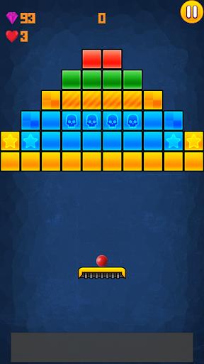 Brick Breaker  captures d'écran 1