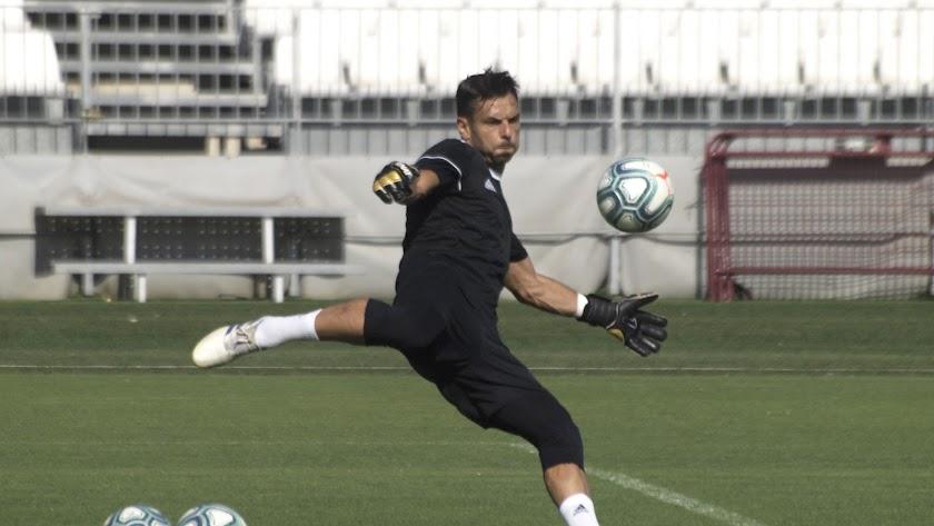 René Román jugará la próxima temporada en Rumanía.