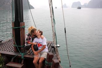 Photo: Day 230 - Happy Times, Ha Long Bay  (Vietnam)