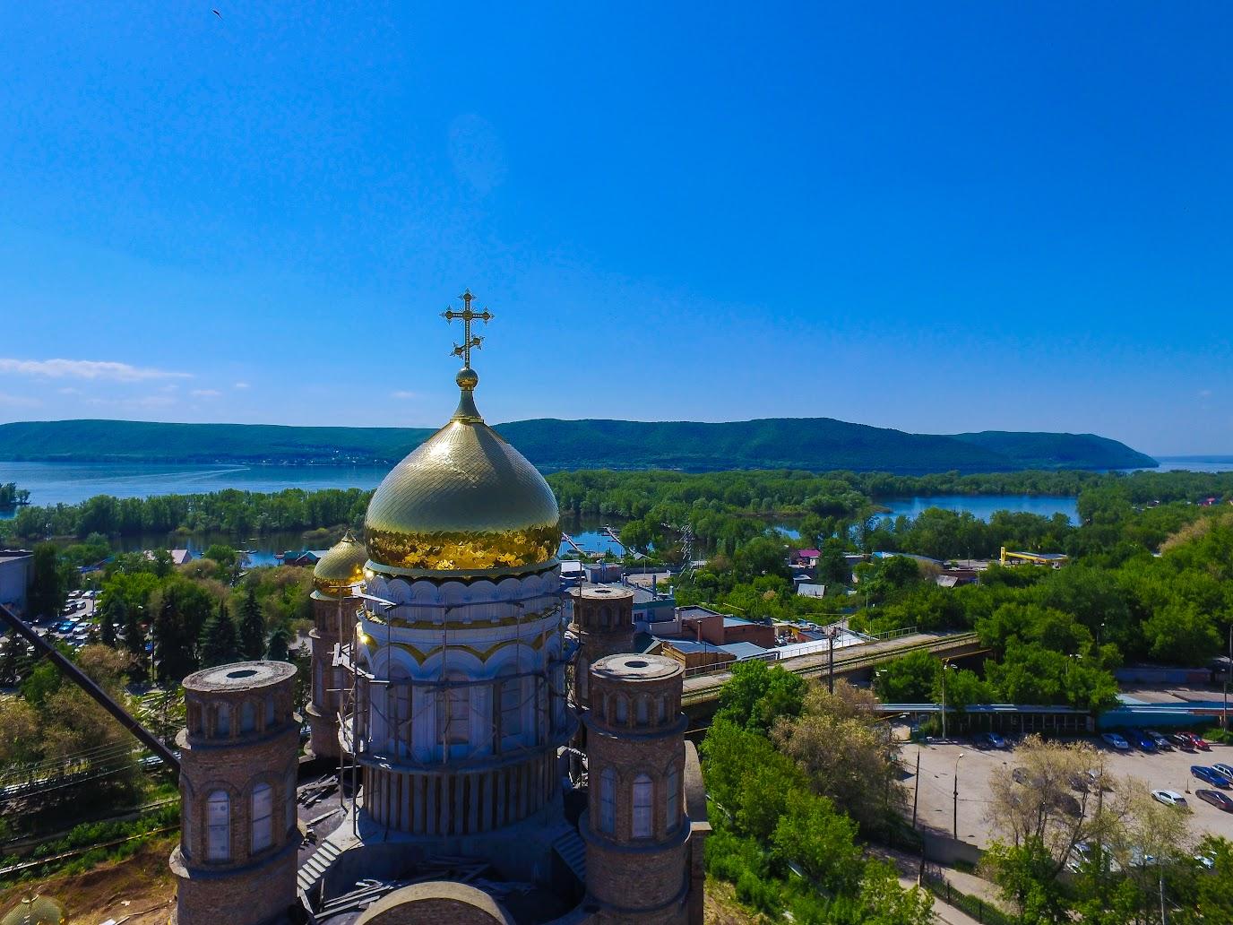 Храм святителя Алексия, Красная Глинка, Самара