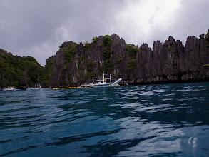 Photo: Outside Small Lagoon, Miniloc Island, Palawan, Philippines.