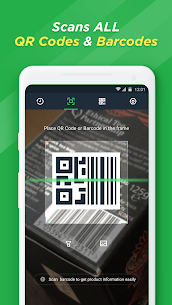 QR Code Reader-Barcode Scanner 1.07 APK Mod for Android 2
