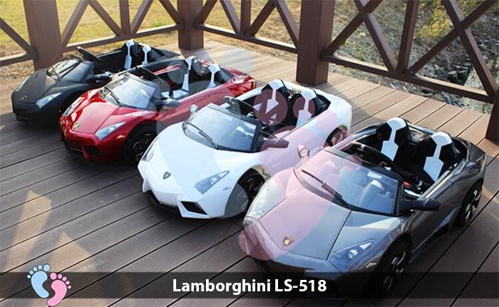 Xe hơi điện trẻ em LS-518 1