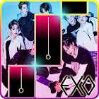 EXO KPOP Piano Tiles icon
