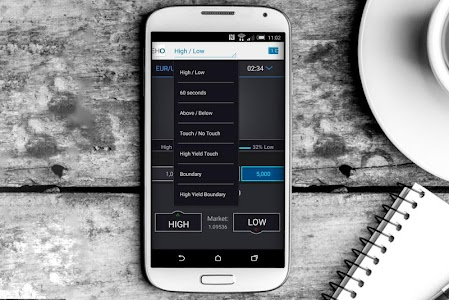 HighOption - Binary Options screenshot 2