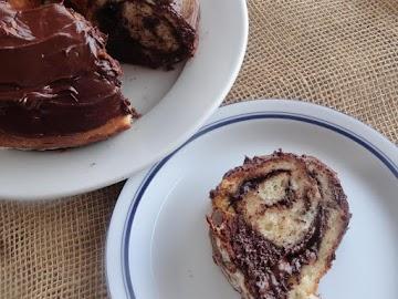 Chocolate Easter Bundt Cake Recipe