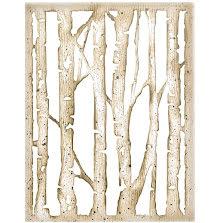 Tim Holtz Sizzix Thinlits Dies - Branched Birch