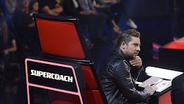 David Bisbal ha participado como \'coach\' en varias ediciones de \'La Voz\'.