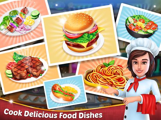 Chef's Life : Crazy Restaurant Kitchen apkmr screenshots 8