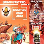 Spirou and Fantasio (english version)