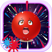 Rolling Skying Sky The Red Ball Android APK Download Free By MiiMDev