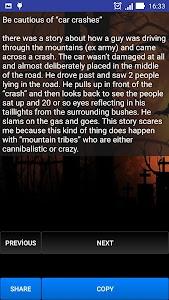 Horror Stories screenshot 0