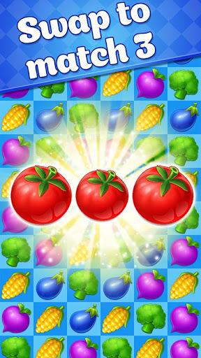 farm crush : farm match 3 games screenshot 1
