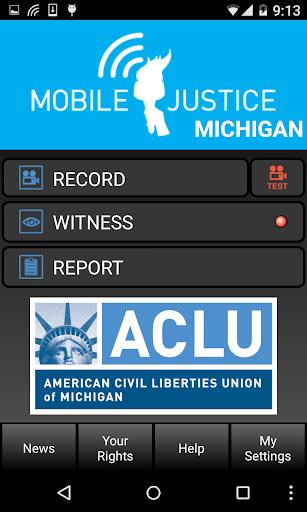Mobile Justice - Michigan