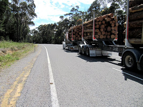 Photo: Year 2 Day 163 - The Tri-Axled Loggers
