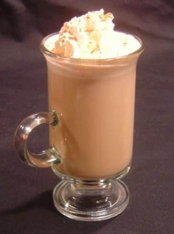 Very Best Gingerbread Latte Recipe