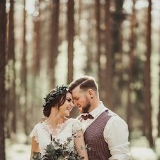 Wedding photographer Ieva Vogulienė (IevaFoto). Photo of 10.08.2018