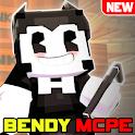 Mod Bendy Ink machine for Minecraft PE icon