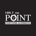 105.7 The Point icon