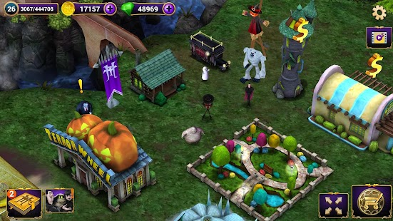 Download Hotel Transylvania 2 v1.1.54 Apk Mod [Unlimited Money] + obb data